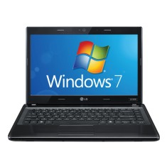 "Foto Notebook LG S425-1230 Intel Pentium Dual Core B950 14"" 2GB HD 320 GB Windows 7 Home Basic"