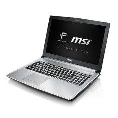 "Foto Notebook MSI PE60 7RD Intel Core i7 7700HQ 15,6"" 16GB HD 1 TB GeForce GTX 1050 Híbrido SSD 120 GB"