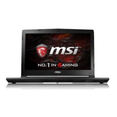 "Foto Notebook MSI GE72 Intel Core i7 7700HQ 17,3"" 16GB HD 1 TB GeForce GTX 1070 SSD 120 GB"