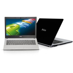 "Foto Notebook Philco 14M-P723LM AMD Dual Core C-70 14"" 2GB HD 320 GB Linux"