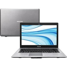 "Foto Notebook Positivo XRi8150 Intel Core i5 4210U 14"" 4GB HD 500 GB Linux"