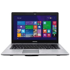 "Foto Notebook Positivo XR3000 Intel Celeron N2806 14"" 2GB HD 320 GB Windows 8.1"