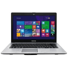 "Foto Notebook Positivo XR2995 Intel Celeron N2806 14"" 2GB HD 500 GB Windows 8.1"