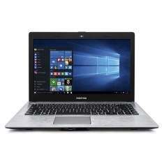 "Foto Notebook Positivo XR3555 Intel Celeron N2806 14"" 4GB HD 500 GB"