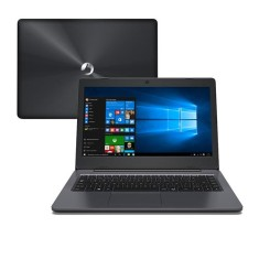 "Foto Notebook Positivo XC7660 Intel Core i3 6006U 14"" 4GB HD 1 TB"