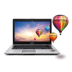 "Foto Notebook Positivo Xri5150 Intel Pentium N3540 14"" 4GB HD 500 GB Linux Stilo"