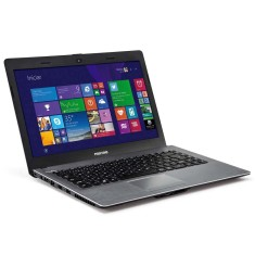 "Foto Notebook Positivo XR5440 Intel Pentium N3540 14"" 4GB HD 500 GB Windows 8.1"