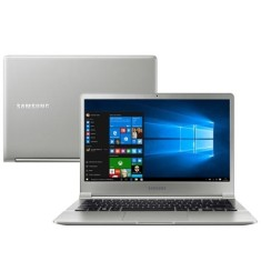 "Foto Notebook Samsung S50 Intel Core i7 6500U 13,3"" 8GB SSD 256 GB Windows 10"