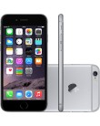 Novo Smartphone Apple iPhone 6 64GB Câmera 8,0 MP iOS 8 3G 4G Wi-Fi