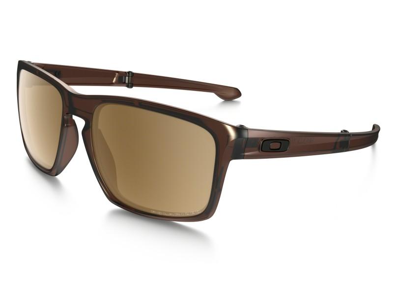 Óculos de Sol Masculino Oakley Sliver F Matte - Iridium Polarizado    Comparar preço - Zoom 9541e0c1d3