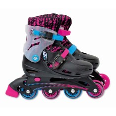 Foto Patins In-Line Monster High Brinquedos Fun Toys Monster High