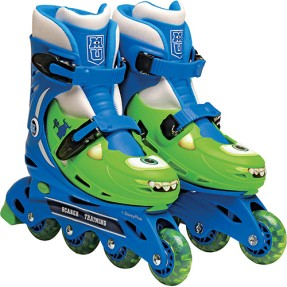 Foto Patins In-Line Monstros S.A. DTC 3084