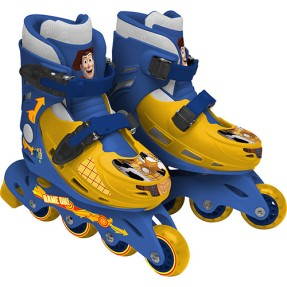 Foto Patins In-Line Toy Story DTC 3084