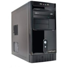 Foto PC Certo Pc Fit 098 Intel Celeron J1800 4 GB 500 Windows 10 Pro DVD-RW