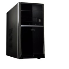 Foto PC Desk Tecnologia X1200Wm V3 Xeon E3-1231 24 GB 2 TB DVD-RW Workstation