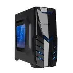 Foto PC G-Fire Icarus VIII AMD A8 7600 8 GB 1 TB Linux Gamer
