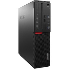 Foto PC Lenovo M700 SFF Intel Core i3 6100 4 GB 1 TB Windows 10 Pro DVD-RW