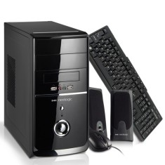 Foto PC Neologic Nli45817 Intel Core i7 4790 8 GB 500 Windows 7 Professional DVD-RW