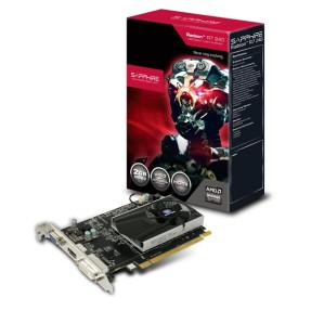 Foto Placa de Video ATI Radeon R7 240 2 GB DDR3 128 Bits Sapphire 11216-00-20G