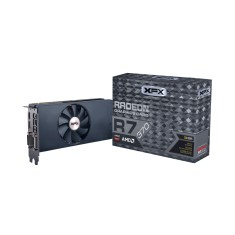Foto Placa de Video ATI Radeon R7 370 2 GB GDDR5 256 Bits XFX R7-370P-2SF5