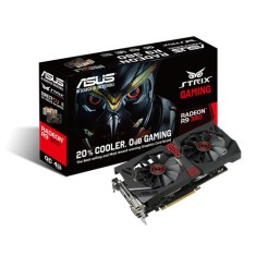 Foto Placa de Video ATI Radeon R9 380 4 GB GDDR5 256 Bits Asus STRIX-R9380-DC2OC-4GD5-GAMING