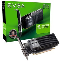 Foto Placa de Video NVIDIA GeForce GT 1030 2 GB GDDR5 64 Bits EVGA 02G-P4-6332-KR
