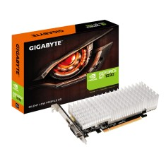 Foto Placa de Video NVIDIA GeForce GT 1030 2 GB GDDR5 64 Bits Gigabyte GV-N1030SL-2GL
