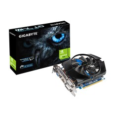 Foto Placa de Video NVIDIA GeForce GT 740 2 GB GDDR5 128 Bits Gigabyte GV-N740D5OC-2GI