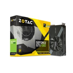 Foto Placa de Video NVIDIA GeForce GTX 1060 3 GB GDDR5 192 Bits Zotac ZT-P10610A-10L