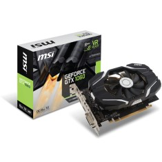 Foto Placa de Video NVIDIA GeForce GTX 1060 6 GB GDDR5 192 Bits MSI GTX 1060 6G OCV1