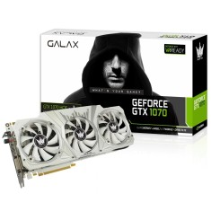 Foto Placa de Video NVIDIA GeForce GTX 1070 8 GB GDDR5 256 Bits Galax 70NSH6DHL2SH