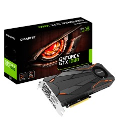 Foto Placa de Video NVIDIA GeForce GTX 1080 8 GB GDDR5X 256 Bits Gigabyte GV-N1080TTOC-8GD