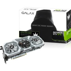 Foto Placa de Video NVIDIA GeForce GTX 980 4 GB GDDR5 256 Bits Galax 98NQH6DND2TX
