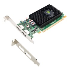 Foto Placa de Video NVIDIA Quadro 310 1 GB DDR3 64 Bits PNY VCNVS310DP-1GB-PORPB