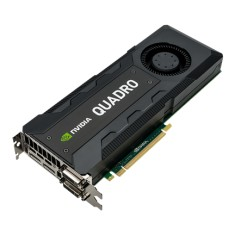 Foto Placa de Video NVIDIA Quadro 5200 8 GB GDDR5 256 Bits PNY VCQK5200-PB