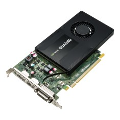 Foto Placa de Video NVIDIA Quadro K2200 4 GB GDDR5 128 Bits PNY VCQK2200-PB