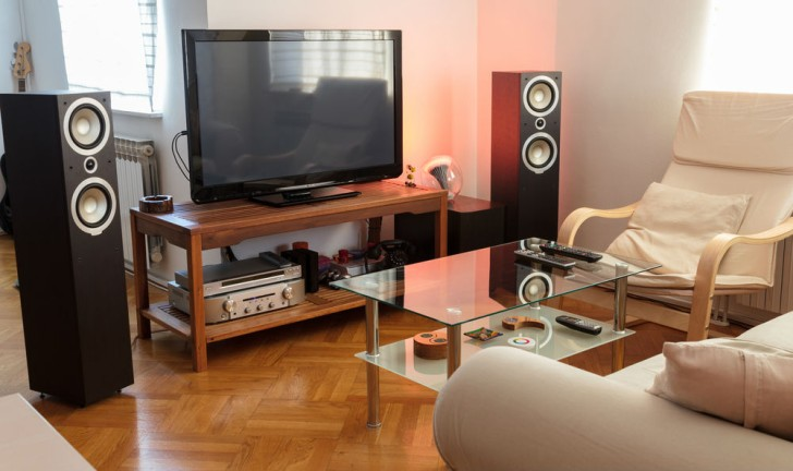 TV para Home Theater
