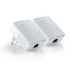 Foto Repetidor Powerline 500 Mbps TP-Link Tl-PA4010KIT