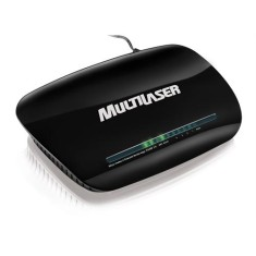 Foto Roteador 150 Mbps Multilaser RE024