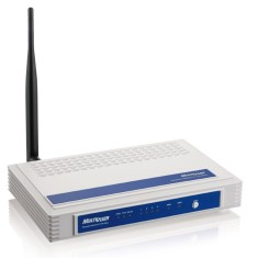 Foto Roteador 150 Mbps Multilaser RE027