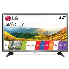 "Foto Smart TV LED 32"" LG 32LJ600B 2 HDMI USB 