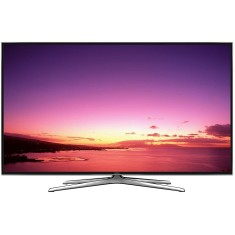 "Foto Smart TV LED 3D 48"" Samsung Série 6 Full HD UN48H6400"