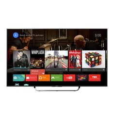 "Foto Smart TV LED 3D 50"" Sony Bravia Full HD 50W805C"
