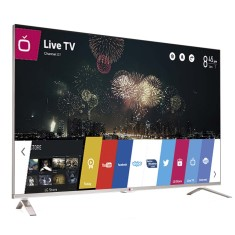 "Foto Smart TV LED 3D 55"" LG Cinema Full HD 55LB7000"