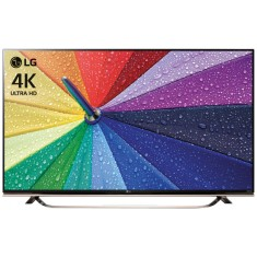 "Foto Smart TV LED 3D 65"" LG 4K 65UF8500 3 HDMI"