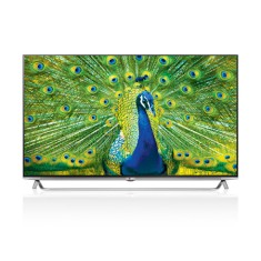 "Foto Smart TV LED 3D 65"" LG 4K 65UB9500 4 HDMI"
