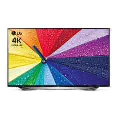 "Foto Smart TV LED 3D 65"" LG 4K 65UF9500 4 HDMI"