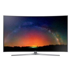 "Foto Smart TV LED 3D 65"" Samsung Série 9 4K UN65JS9000"