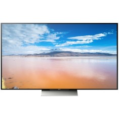 "Foto Smart TV LED 3D 65"" Sony 4K XBR-65X935D 4 HDMI"