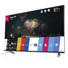 "Foto Smart TV LED 3D 70"" LG Cinema Full HD 70LB7200"